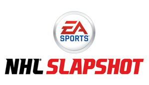 NHL Slapshot - Image: NHL Slapshot logo