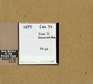 Worcester, MA, 4/4/73 - Image: NRPS Worcester