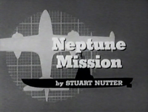 Neptune Mission - Title frame