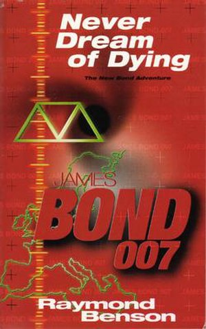 Never Dream of Dying - 2001 Coronet Books British paperback edition.