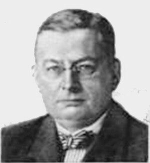 Herbert Sullivan - Newman Flower in 1917