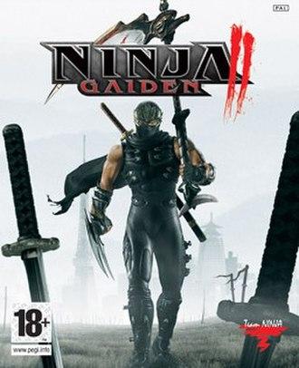 Ninja Gaiden II - Image: Ninja Gaiden II