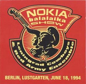 Nokia Balalaika Show - Image: Nokia Balalaika Show