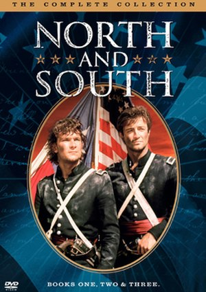 North and South (miniseries) - Complete Collection DVD cover