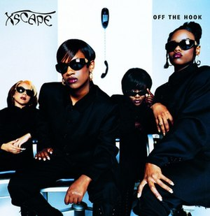Off the Hook (Xscape album) - Image: Off the Hook (Xscape album) coverart