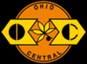 Ohio Central Railroad System - Image: Ohio Central Railroad logo