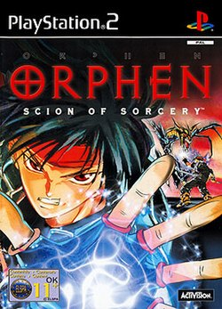 Orphen Scion Of Sorcery Wikipedia