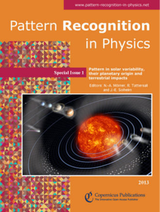 Pattern Recognition in Physics - Image: PRIP journal cover