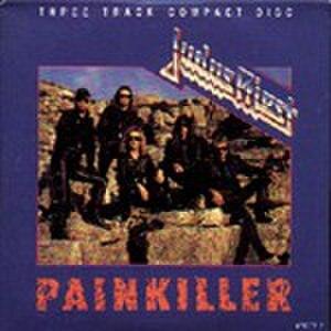 Painkiller (Judas Priest song) - Image: Painkiller (Judas Priest single cover art)