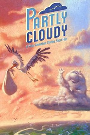 Partly Cloudy - Original Poster