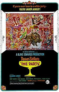 1968 comedy film directed by Blake Edwards