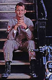 Peter Venkman Fictional character from Ghostbusters franchise