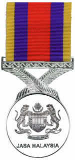 Malaysian Service Medal