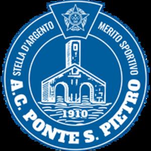 A.C. Ponte San Pietro Isola S.S.D. - Image: Pontisola logo