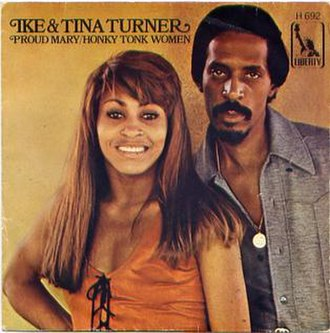 Proud Mary - Image: Proud Mary Ike & Tina Turner