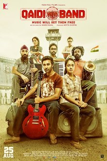 Image result for qaidi band poster