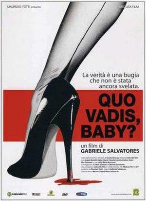 Quo Vadis, Baby? - Image: Quovadisbaby