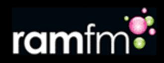 Ram FM - Image: Ram FM New Logo