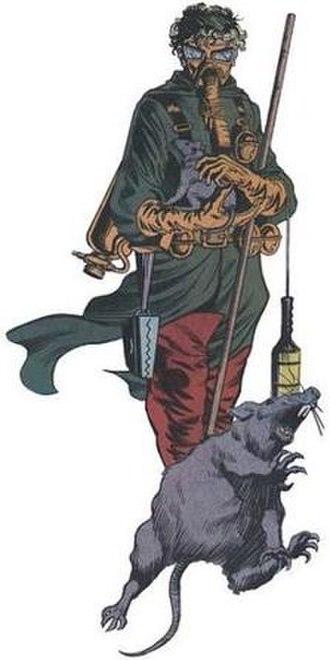 Ratcatcher (comics) - Image: Ratcatcher Comics