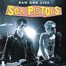 sex pistols raw and live