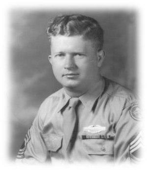 Roddie Edmonds - Portrait of Master Sergeant Roddie Edmonds