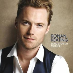 Songs for My Mother - Image: Ronan Keating Songs For My Mother Cover