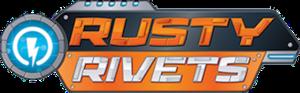 Rusty Rivets - Image: Rusty Rivets Spin Master Nickelodeon Logo