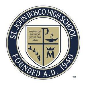 St. John Bosco High School - Image: SJB Official Seal