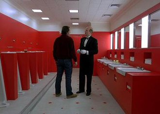 180-degree rule - Image: Screenshot from The Shining