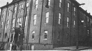 Fairmont Senior High School - Originally housing Fairmont's public and normal schools, the Second Ward Building became home to FHS in 1876.
