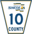 Simcoe Road 10 sign.png