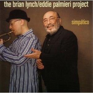 Simpático (The Brian Lynch/Eddie Palmieri Project album) - Image: Simpatico, Brian Lynch Eddie Palmieri Project