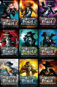 Skulduggery Pleasant Epub