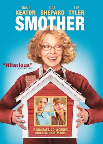 Smother (film) - Image: Smother poster