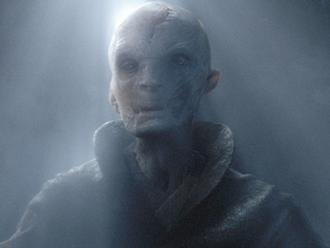 Supreme Leader Snoke - Supreme Leader Snoke in The Force Awakens