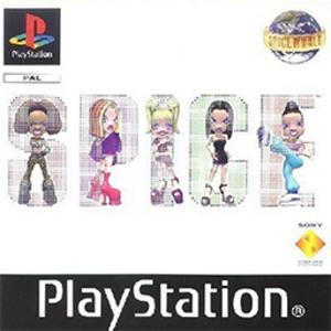Spice World (video game) - Image: Spice Coverart