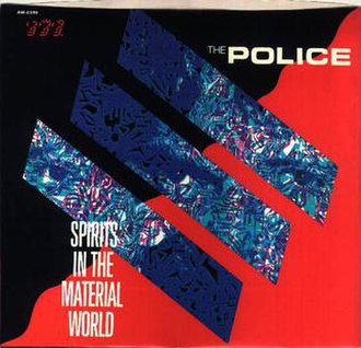 Spirits in the Material World - Image: Spirits in the material world US Cover