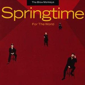 Springtime for the World - Image: Springtime cover