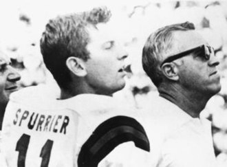 Ray Graves - Spurrier and Graves.