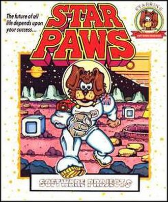 Star Paws - Cover art