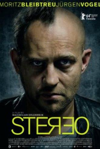 Stereo (2014 film) - Film poster