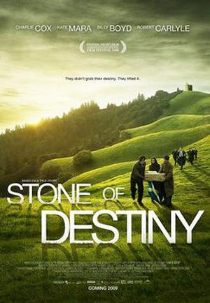 Stone of Destiny (film) - Theatrical release poster