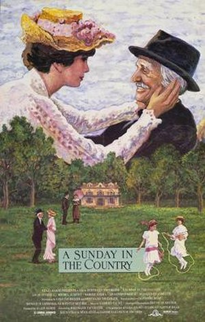 A Sunday in the Country - Image: Sunday in the country poster