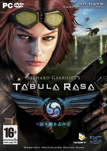 Tabula Rasa (video game)