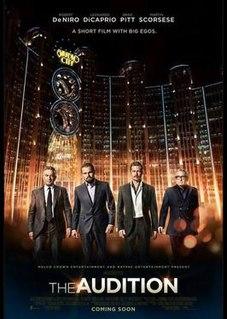 <i>The Audition</i> (2015 film) 2015 Macanese film