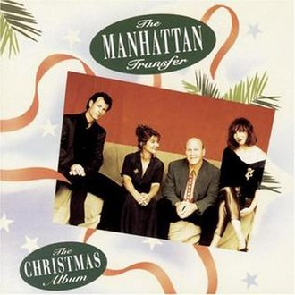 The Christmas Album (The Manhattan Transfer album) - Image: The Christmas Album