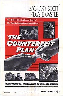 <i>The Counterfeit Plan</i> 1957 film by Montgomery Tully
