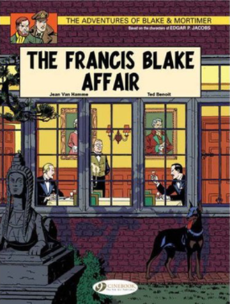 Blake and Mortimer - The thirteenth book in the series, The Francis Blake Affair, the first book not to be written by Jacobs.