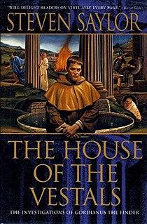 <i>The House of the Vestals</i>