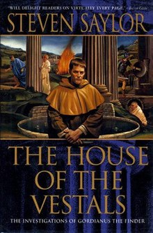 The House of the Vestals cover.jpg